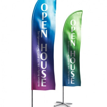 Feather Flags Example